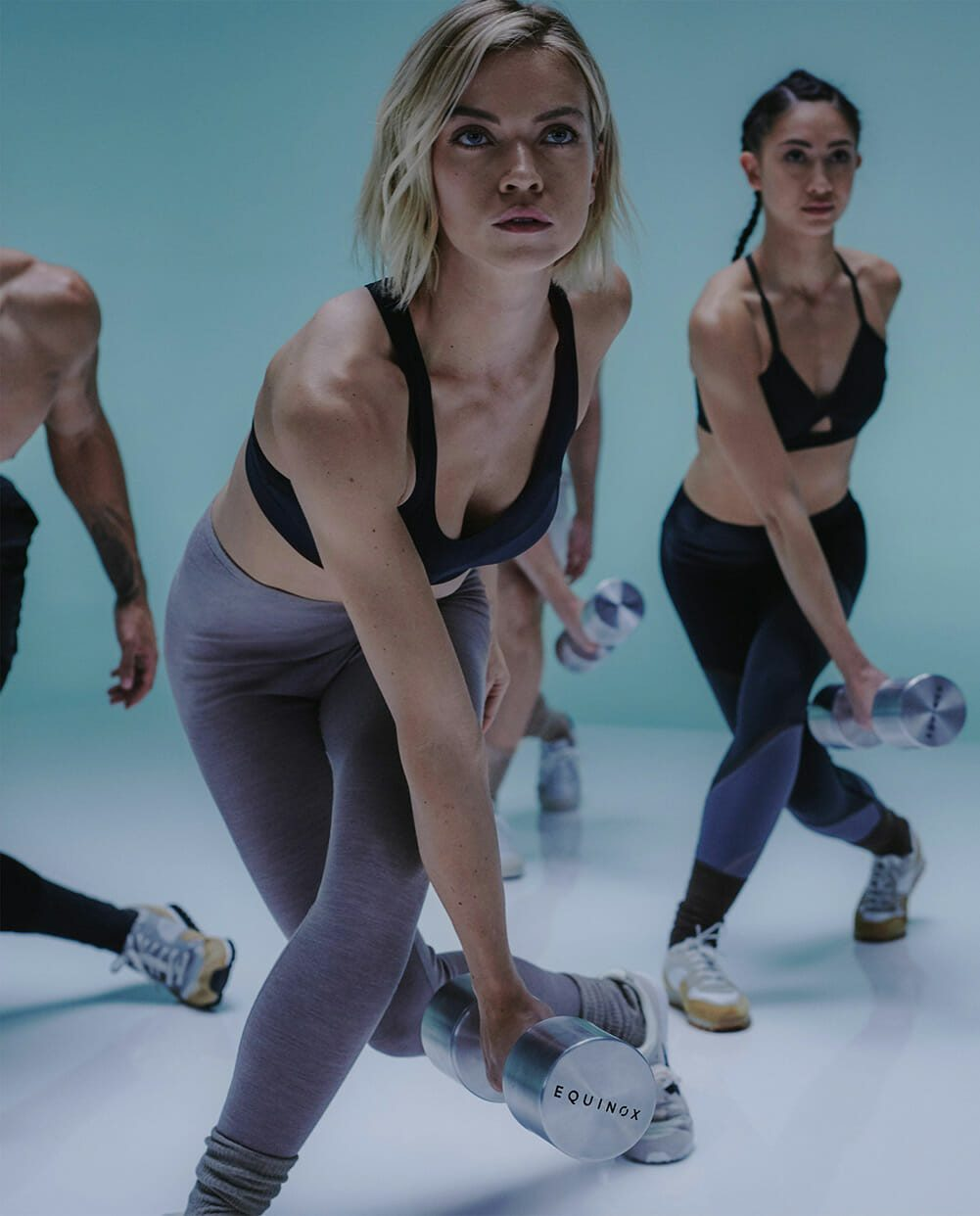 <group fitness