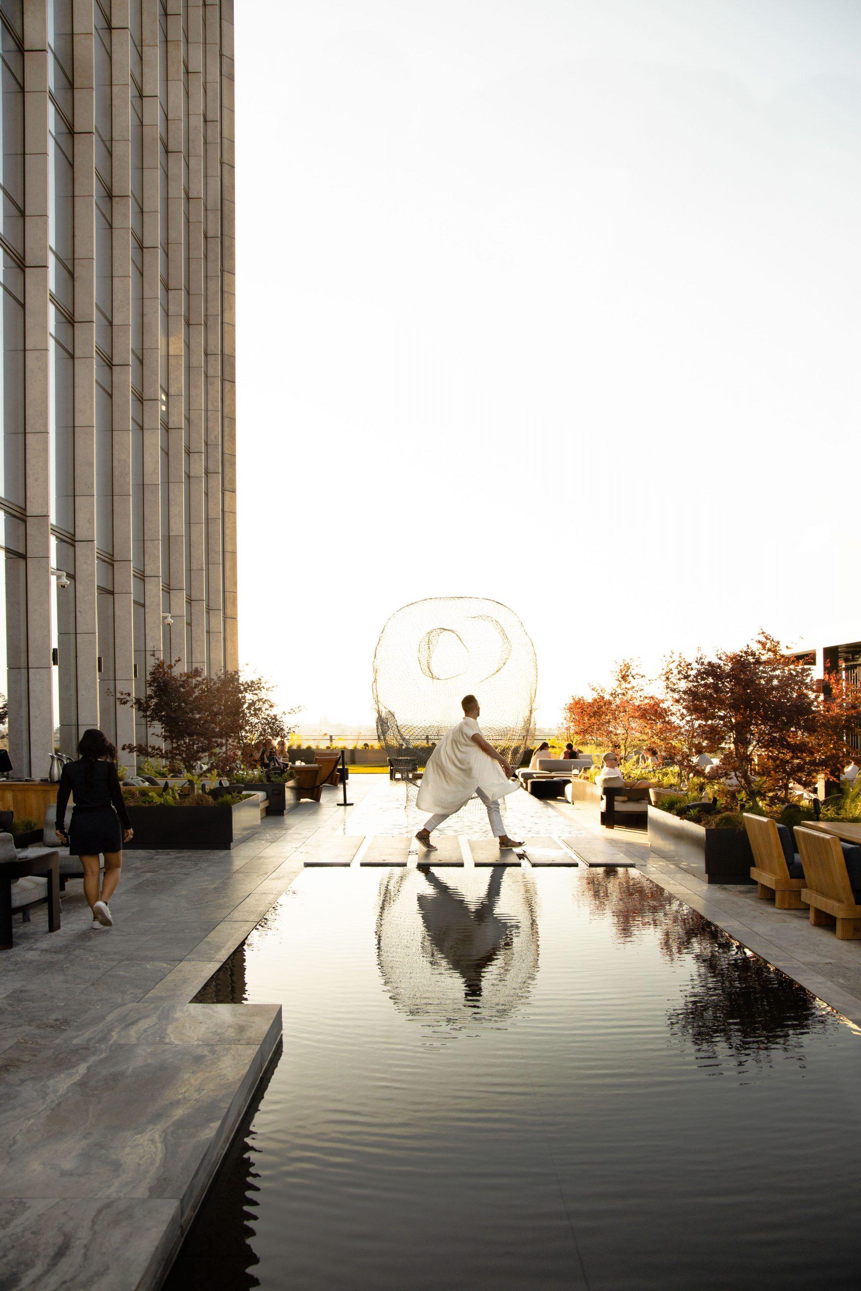<equinox hotel outdoor pool