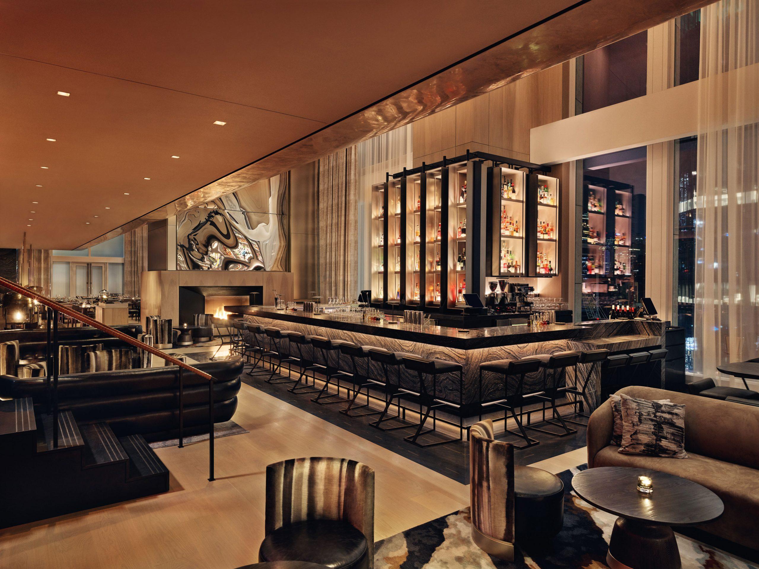 equinox bar lounge