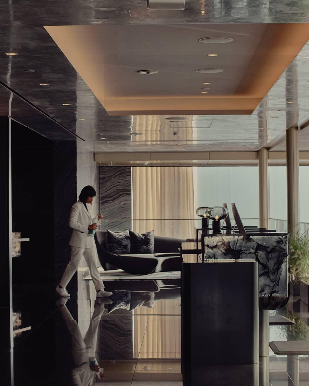 equinox hotel inside