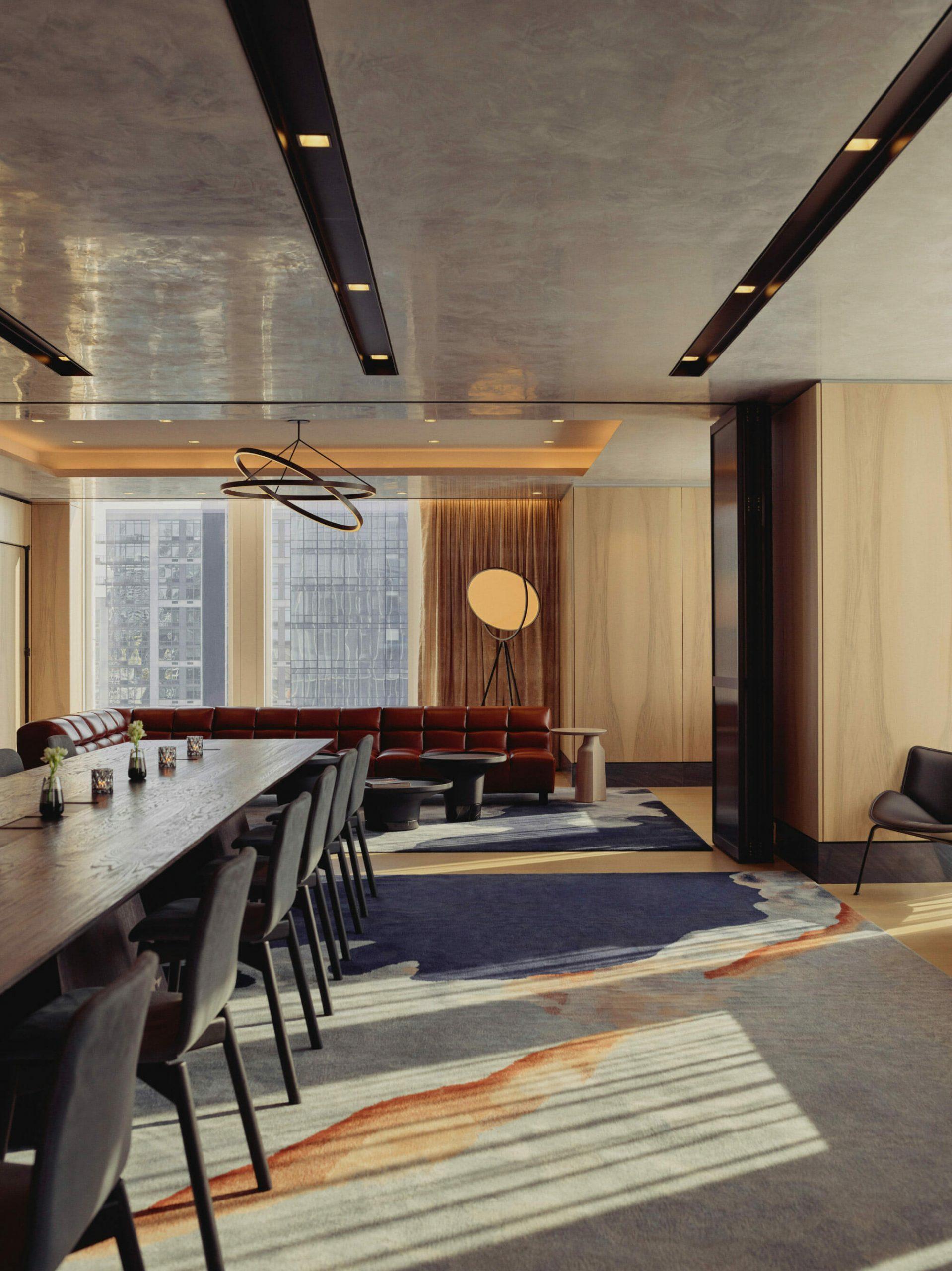 <equinox hotel meeting room